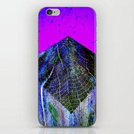Flat Earth Apocalypse iPhone Skin