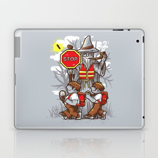 Crossing Laptop & iPad Skin