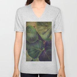 Sea Grape Unisex V-Neck