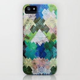 Camo Art Print iPhone Case