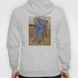 Vincent van Gogh - Sorrowing Old Man (At Eternity's Gate) Hoody