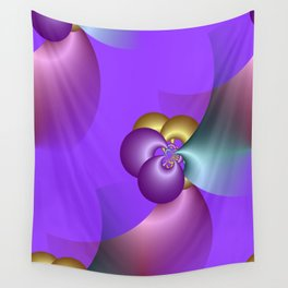 just a bit crazy -3- Wall Tapestry
