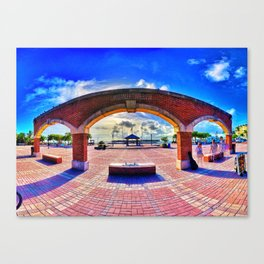 Mallory Square Canvas Print