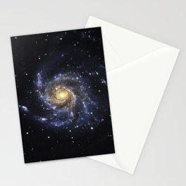 Spiral Galaxy M101 Stationery Cards