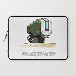 BOO BOO DOO DE DOO- Bastion Laptop Sleeve