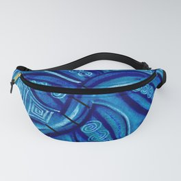 Dragonfly at Rest Fanny Pack