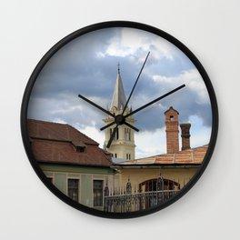 Sighisoara VII Wall Clock