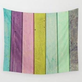 Jewel Tones Wall Tapestry