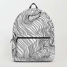 Vertigo Adrift (Vector) Backpack