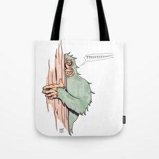 Bigfoote Tote Bag