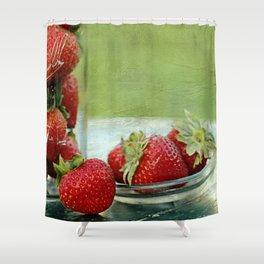 Fresh Berries Shower Curtain
