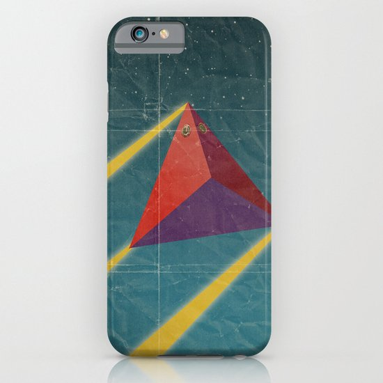 tetrahedra of space iPhone & iPod Case