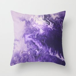 Jeni 3 Throw Pillow