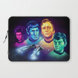 The Final Frontier Laptop Sleeve