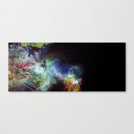 Leaving Everblue Paradise Canvas Print