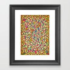 - space 2 - Framed Art Print