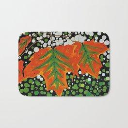 Autumns Kiss Bath Mat