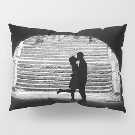 Love Story in Central Park Pillow Sham