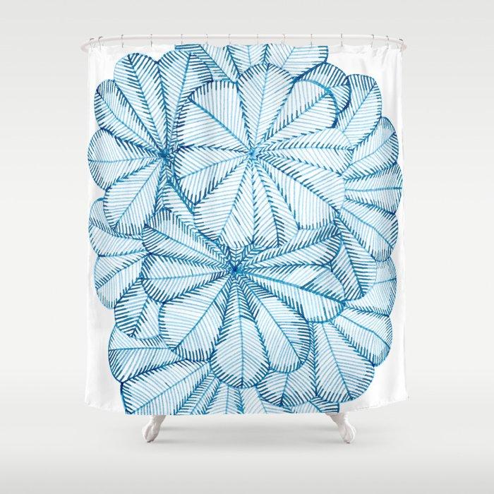 Cushion Clouds Shower Curtain