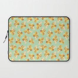 Yellow Gemstone Laptop Sleeve