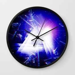 T Minus 10 Wall Clock