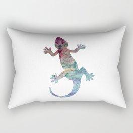 Gecko Rectangular Pillow
