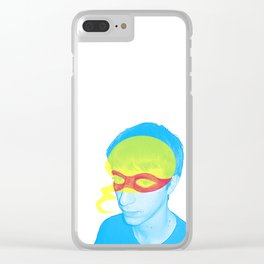 Lies Clear iPhone Case