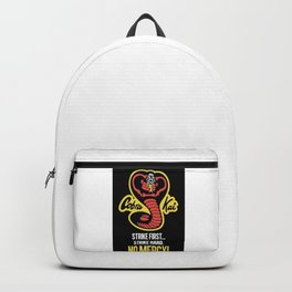 Cobra Kai Dojo Backpack