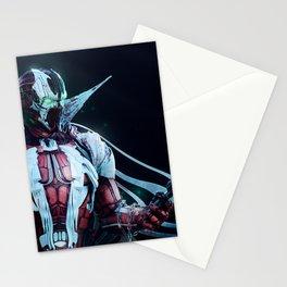 Spawn Horizontal2 Stationery Cards