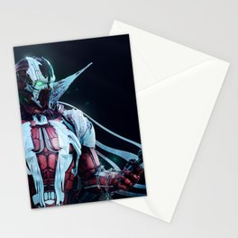 Spawn Horizontal2 Stationery Cards