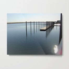 FREEPORT Metal Print