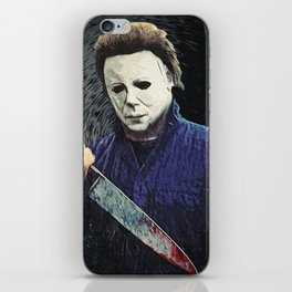 Michael Myers iPhone Skin