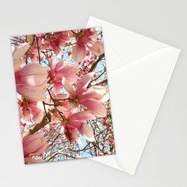 Spring Magnolias-06 Stationery Cards