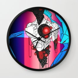 ULTRACRASH 5 Wall Clock
