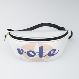 Vote Fanny Pack