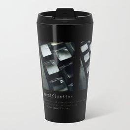 Magnification Travel Mug