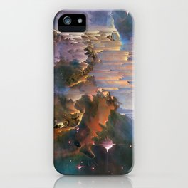Carina Nebula iPhone Case