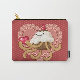Cupcake Jellyfish Love Carry-All Pouch