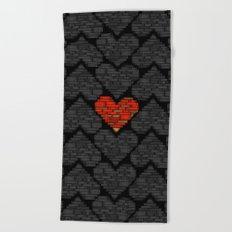 Book Love Beach Towel