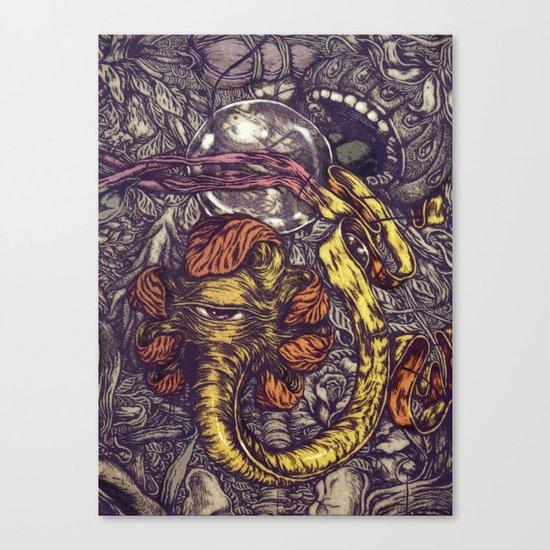 The Complex Canvas Print
