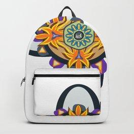 Clasic mandala pattern Backpack