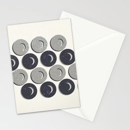 Circle Mayhem Stationery Cards