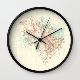 Arbor Ludi: Fischer Wall Clock