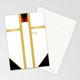 Star Trek TNG - Commander Dress Uniform Stationery Cards