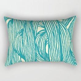 Inklines IV Rectangular Pillow