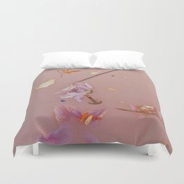 Harry Styles - flowers Duvet Cover