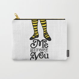 Me Before You Carry-All Pouch