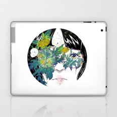 Blurry Eyes Laptop & iPad Skin
