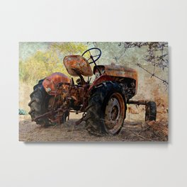 Time To Sleep Metal Print