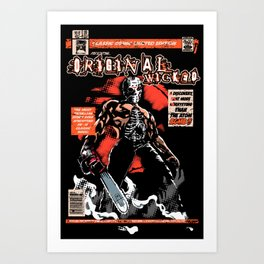 Original Wicked Art Print